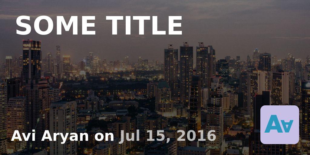 Setting up Celery with Flask · Avi Aryan
