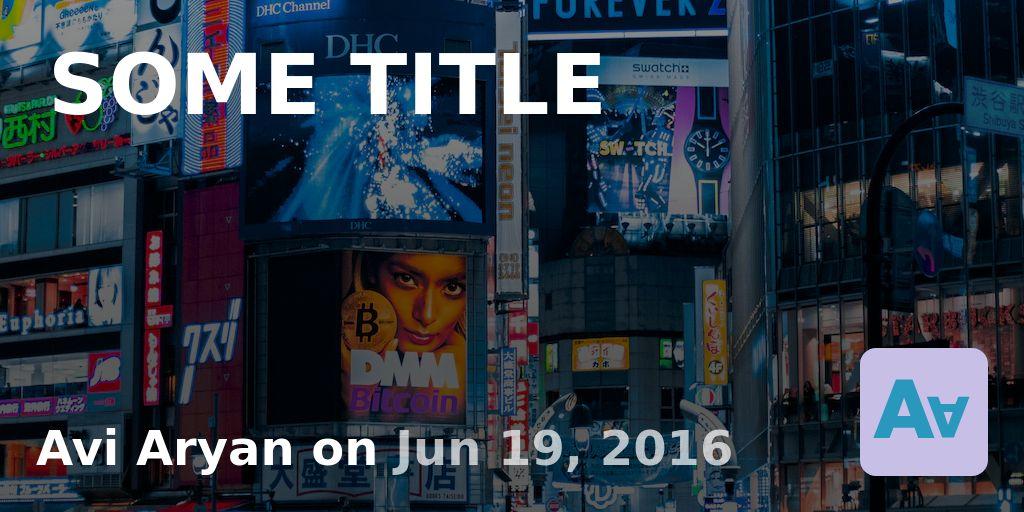 Paginated APIs in Flask · Avi Aryan